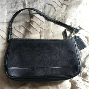 Coach small black Purse
